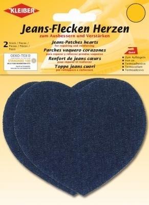 Kleiber Jeans-Flicken Herz