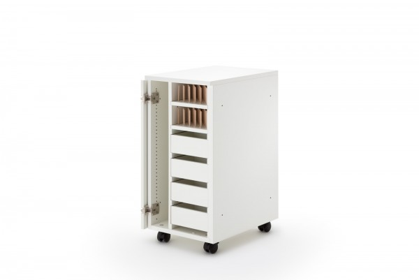 RMF Kleinteile-Container Stand