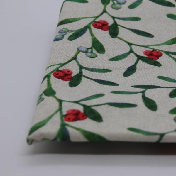 Baumwolle Mistletoe
