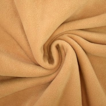 Polyester Polar Fleece beige