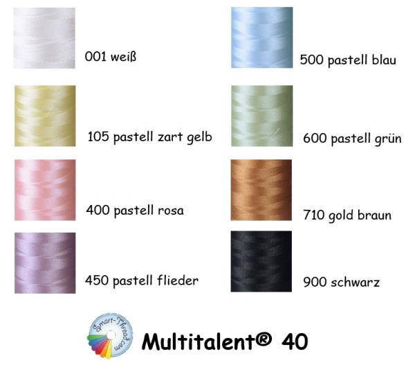 Smart-Thread Pastell-Set
