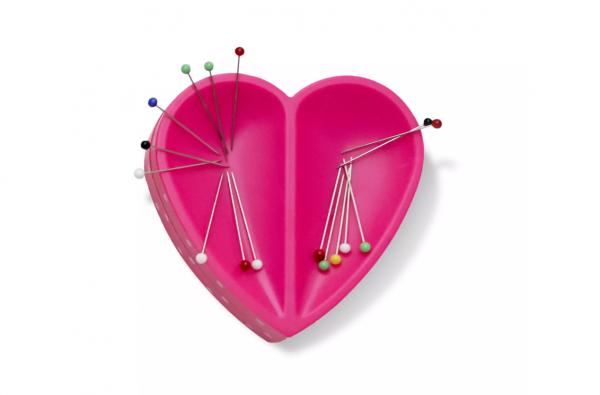 PrymLove Magnet-Nadelkissen Herz