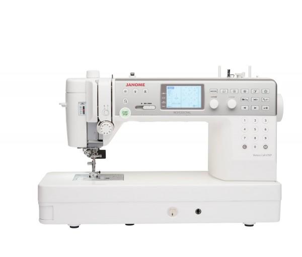 Janome Nähmaschine Memory Craft 6700 Professional