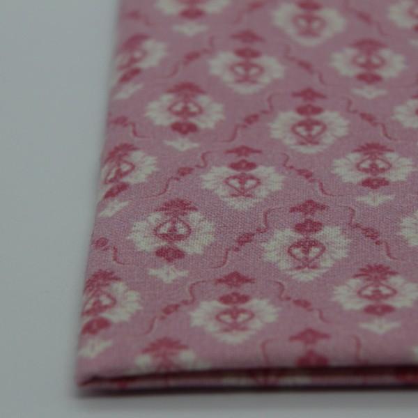 Baumwolle gemustert rosa