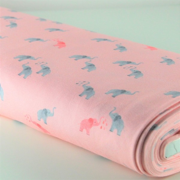 Jersey Elefanten rosa