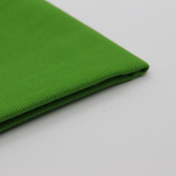 Baumwolle Pique grün