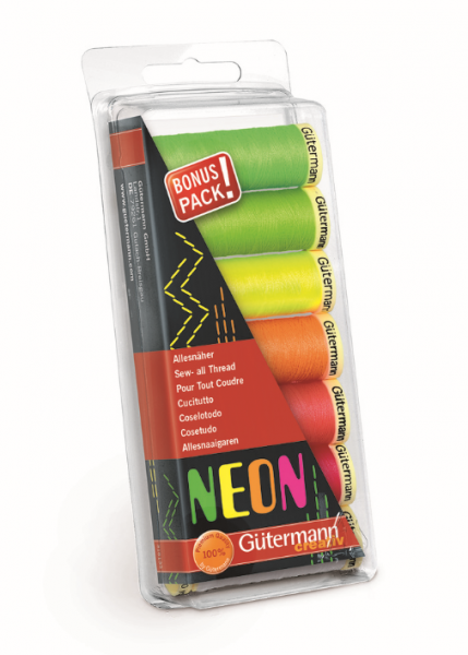 Gütermann Neon Kit