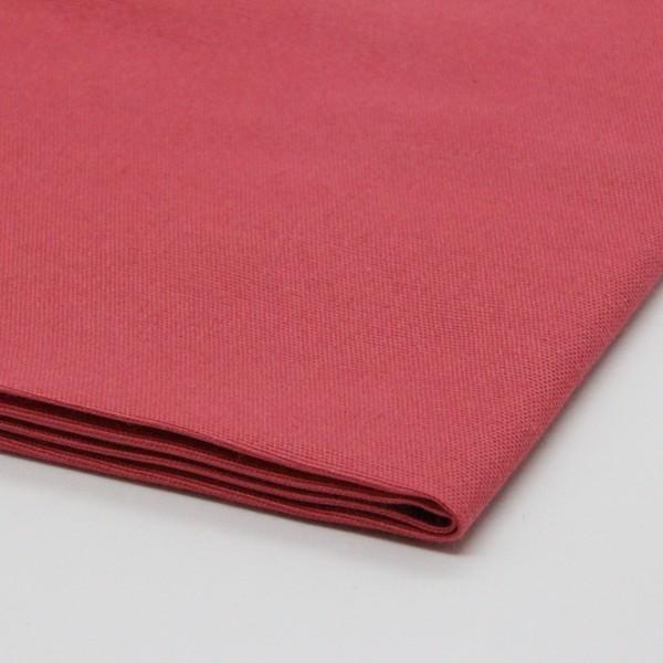 Baumwolle Uni rosa