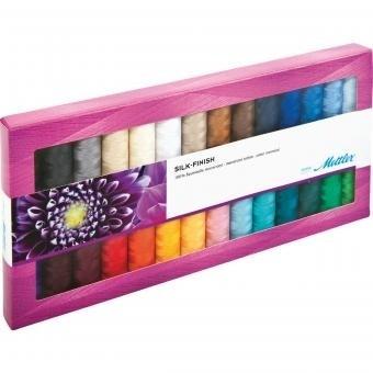 Mettler Silk Finish Cotton Kit 28