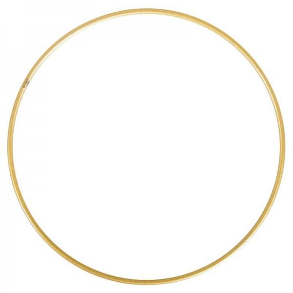 Rayher Metallring 25cm gold