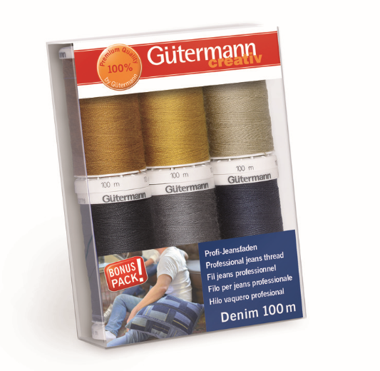 Gütermann Denim Kit
