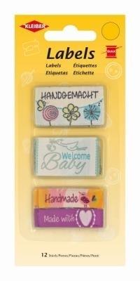 "Kleiber Labels ""Handmade"""