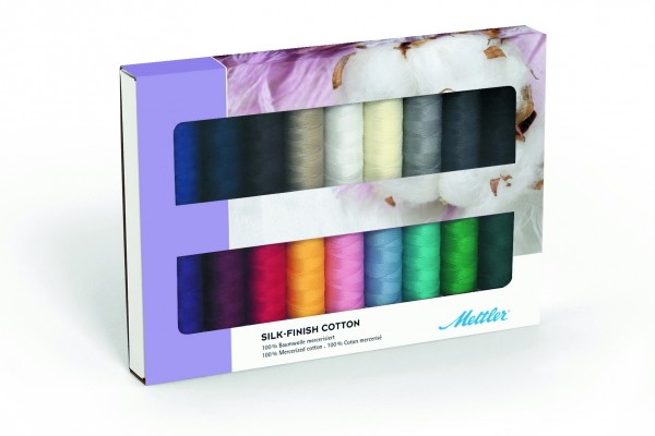 Mettler Silk Finish Cotton Kit 18