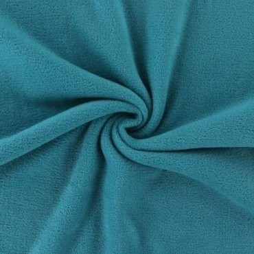 Polyester Polar Fleece petrol