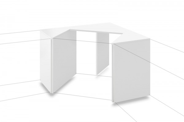 RMF Ecklösung Corner 45°